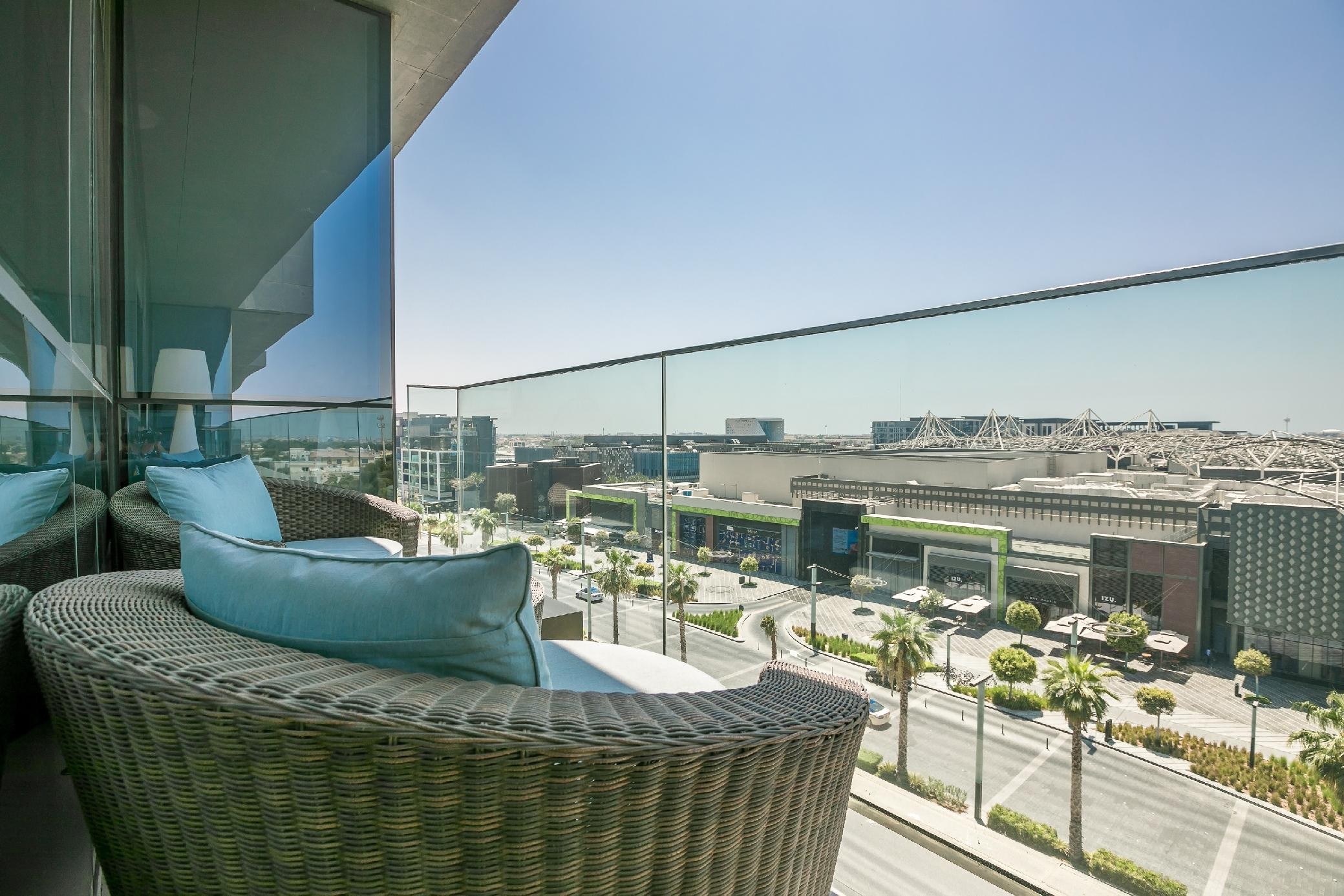 Apartment Superior 2BR with amazing Boulevard View in City Walk B1 304 photo 11125668