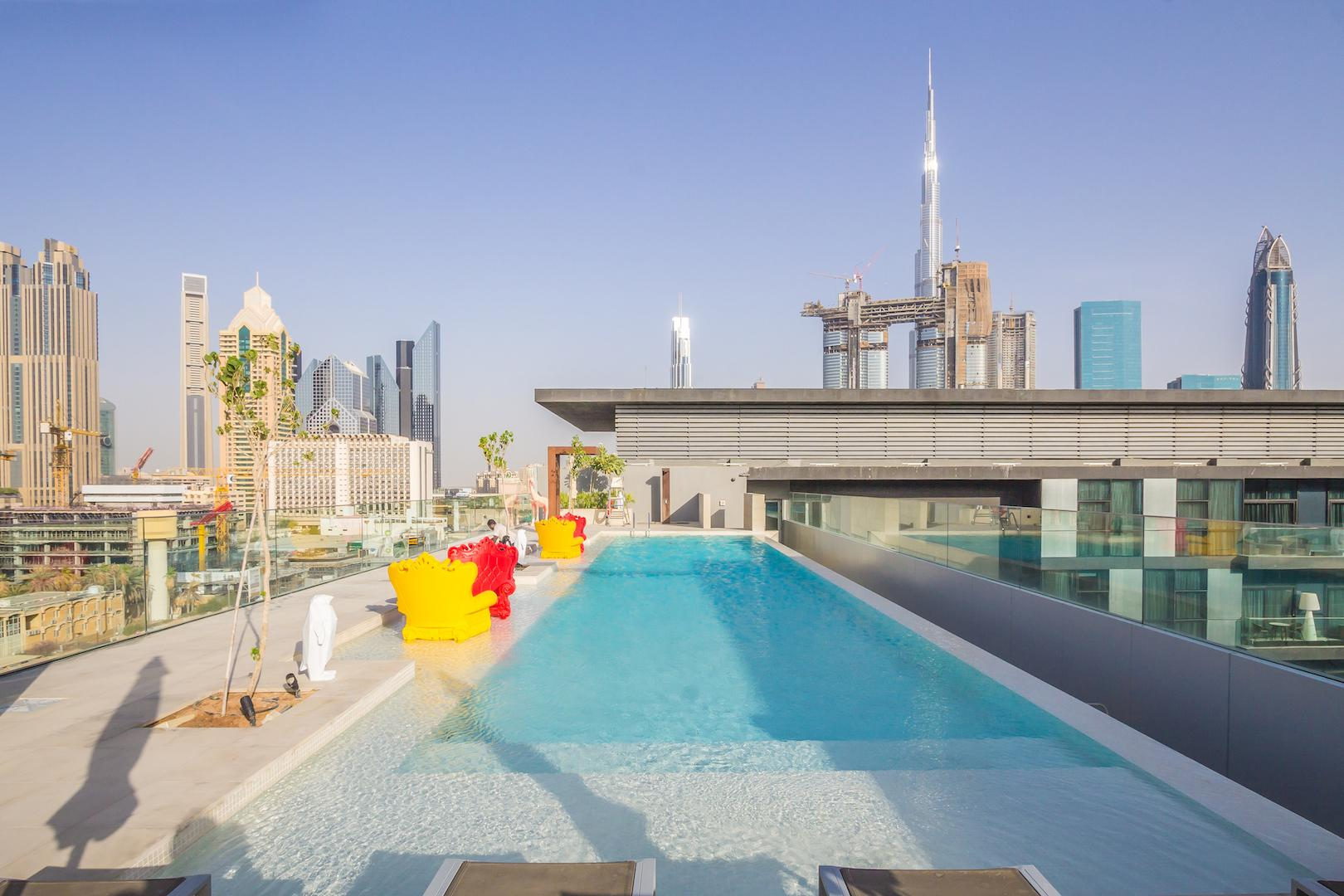 Apartment Superior 2BR with amazing Boulevard View in City Walk B1 304 photo 10953758