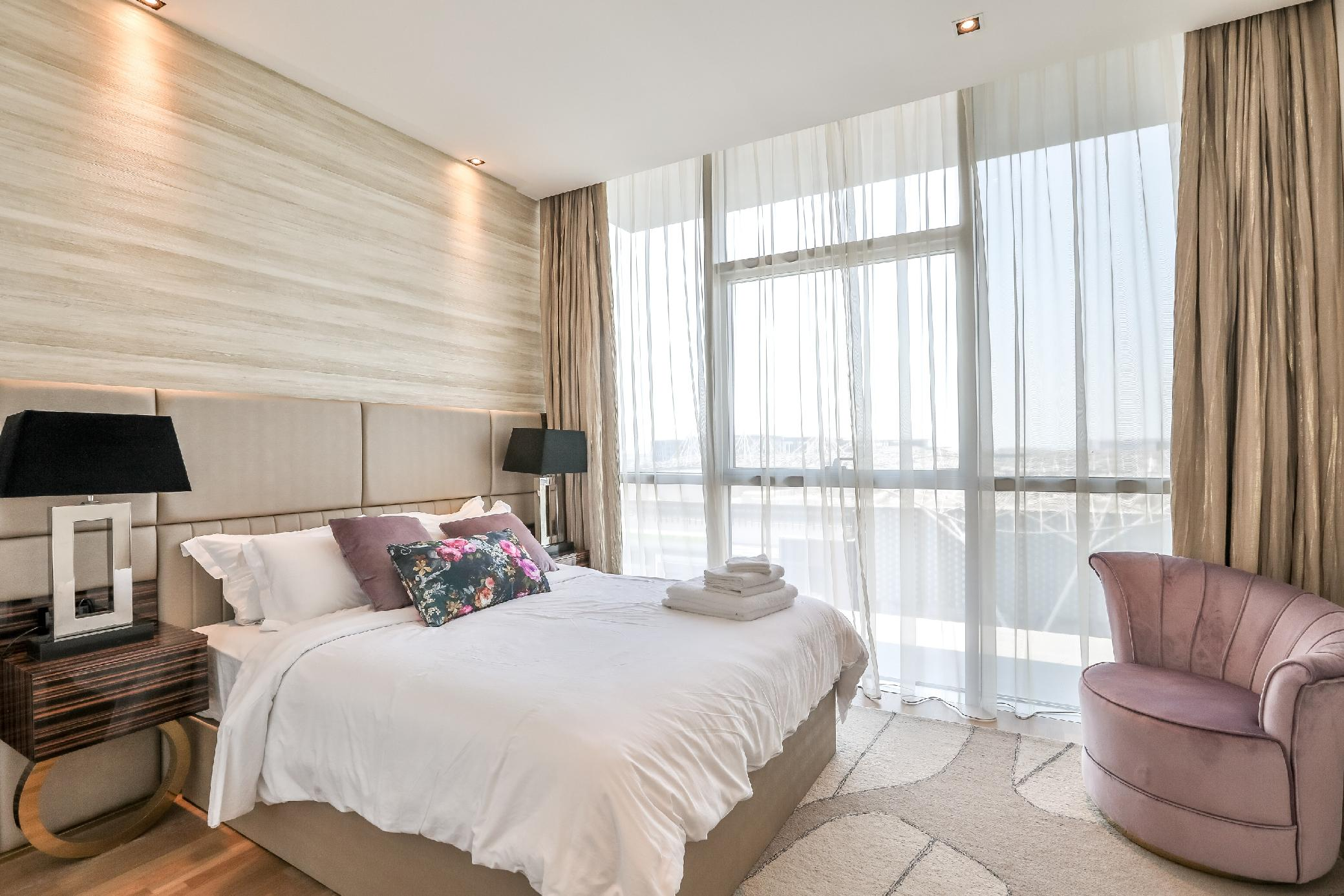 Apartment Superior 2BR with amazing Boulevard View in City Walk B1 304 photo 11125656