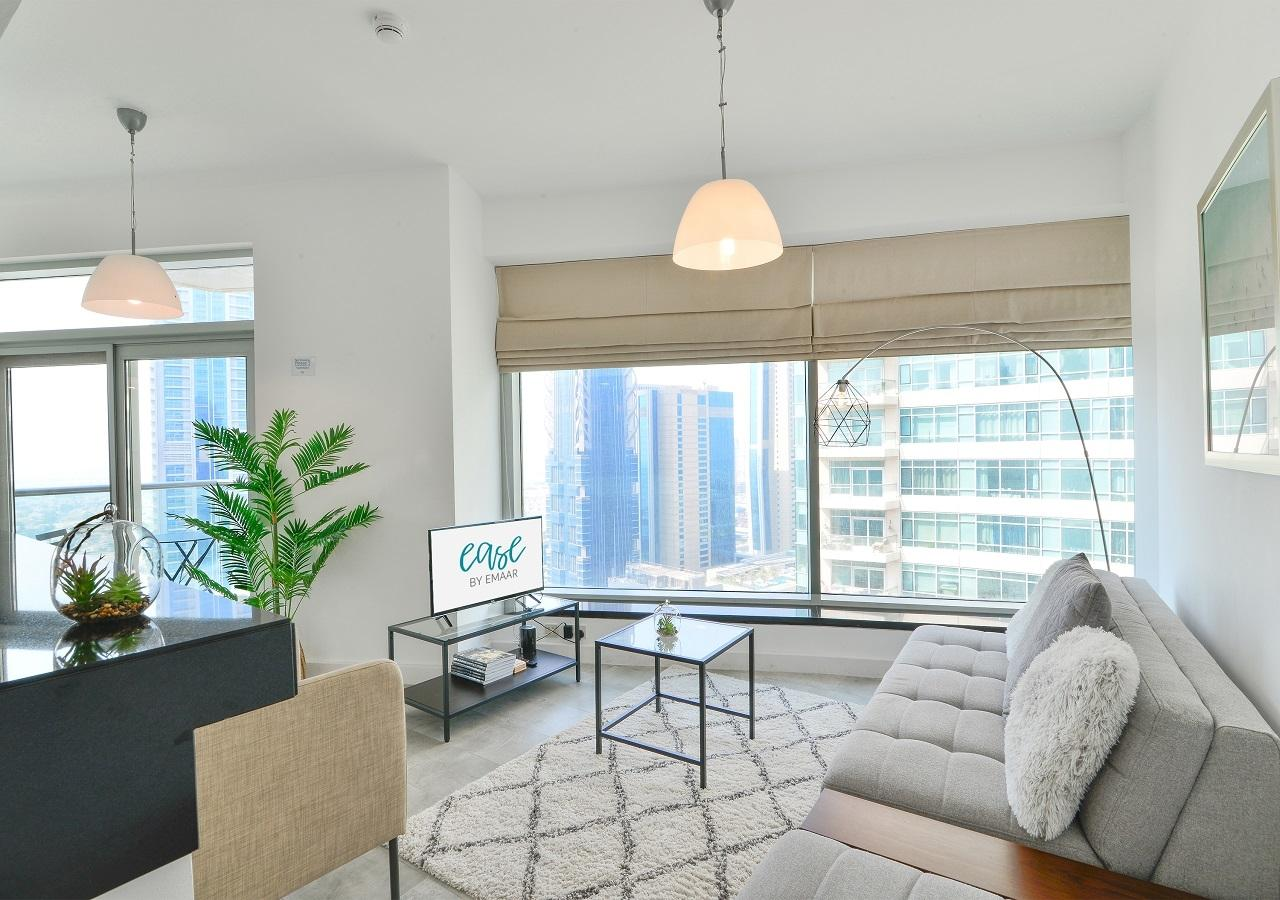 Apartment Nomad  Ease by Emaar    Stylish 1 Bedroom   B    photo 31787358