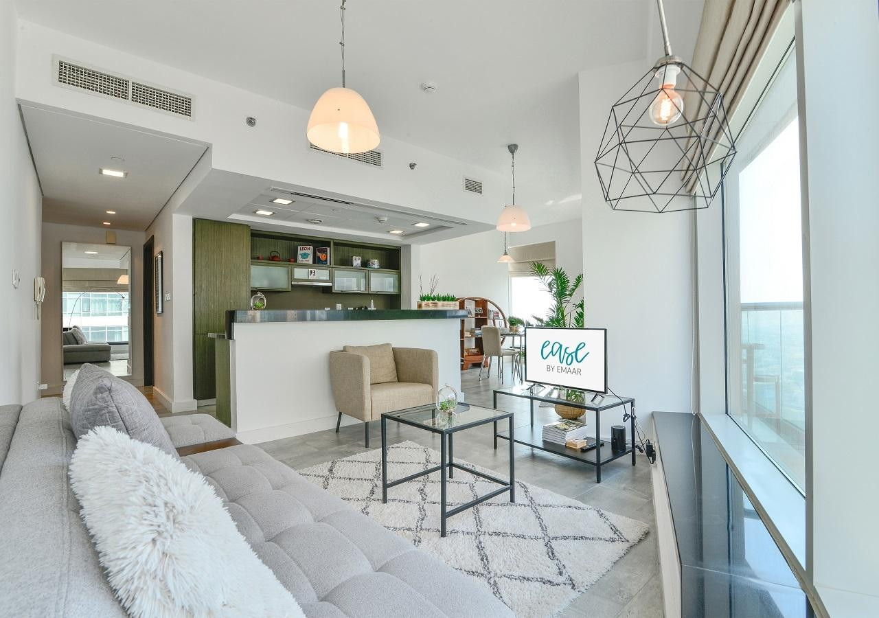 Apartment Nomad  Ease by Emaar    Stylish 1 Bedroom   B    photo 31787357